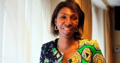Jeanine Mabunda a fort mobilisé à Bumba
