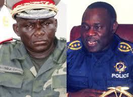 Les FARDC et la Police nationale congolaise se sont déployées en puissance sur toute l'étendue de la capitale, Kinshasa