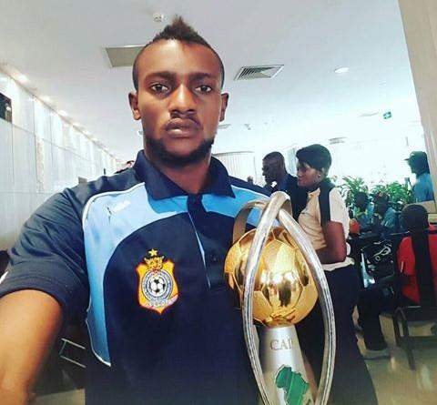 Bope Bokadi, Médaillé d'or Chan-Rwanda 2016