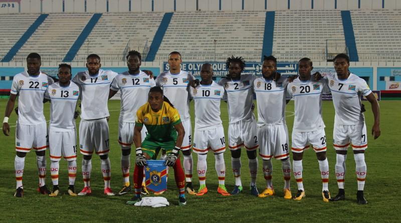 Le Onze de départ de ce samedi 7 octobre 2017 de la Libye vs RD Congo (1-2) au stade Mustapha Ben Janet Monastir (Tunisie)