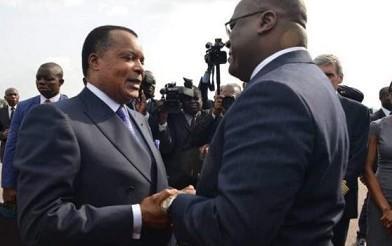 PRESIDENCE : LE PRESIDENT FELIX TSHISEKEDI A REGAGNE KINSHASA PAR LE BEACH NGOBILA