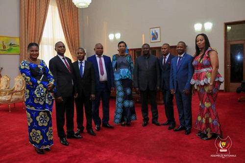 Les-députés-de-la-Mongala-reçus-à-l'Assemblée-nationale
