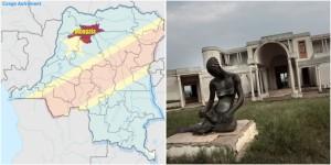 Lisala- Résidence inachevée de MOBUTU