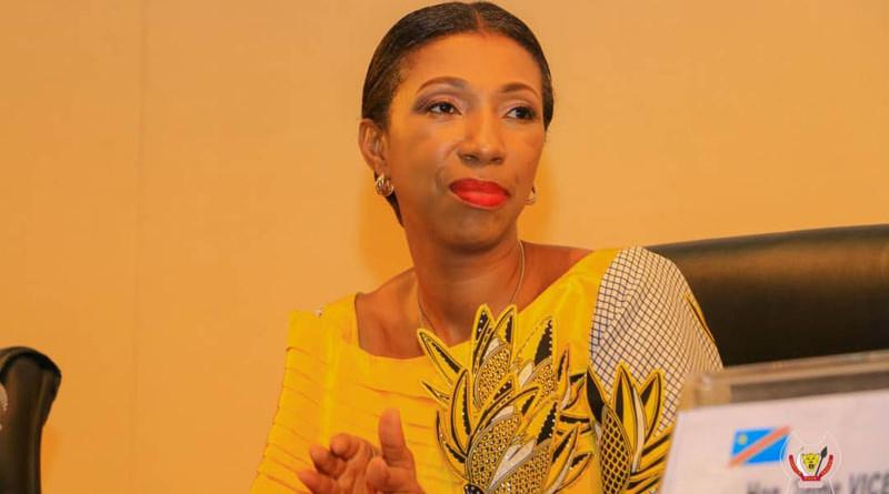 SESSION BUDGETAIRE AU PARLEMENT : Mme la Présidente Jeanine Mabunda rassure le FMI…