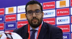 CAF : Abdelmounaïm Bah nommé Secrétaire Général par intérim