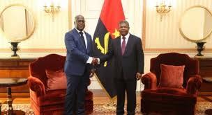 RDC-ANGOLA : Tout beigne dans l'huile en marge de la rencontre de Benguela entre Tshisekedi et Lourenço