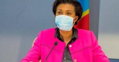 ASSEMBLÉE NATIONALE : L'honorable Présidente Jeanine Mabunda calme le jeu