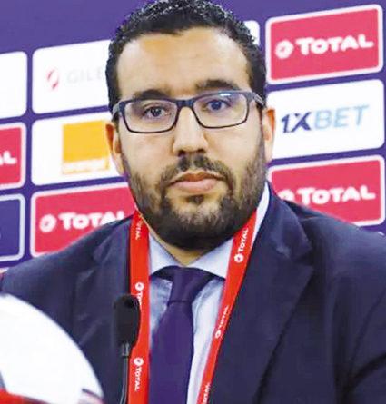 CAN TOTAL-CAMEROUN 2021 : Possible organisation en Janvier 2021, estime le Secrétaire général de la CAF, Abdelmounaim Bah, mais…