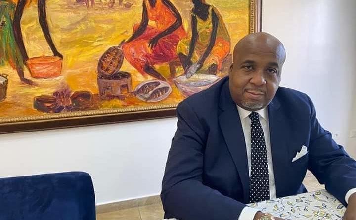 NOUVEAU LEADERSHIP DE LA MONGALA : Le Conseiller social Donat Manzenge félicite le ministre Molendo Sakombi