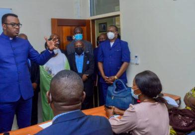 FONCTION PUBLIQUE : JP Lihau envoie les cadres supérieurs à l'école pour renforcer leurs capacités «pour une administration publique moderne et innovante»