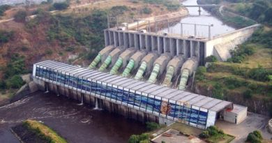 PROJET GRAND INGA :  Milliardaire de minerai vise à relancer la vision hydroélectrique du Congo